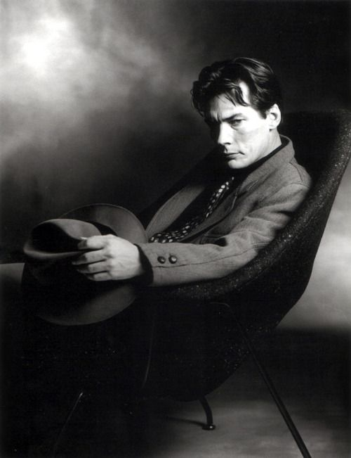 Billy Drago by Greg Gorman