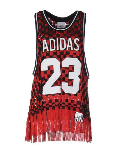 Adidas Originals By Jeremy Scott Débardeur Femme sur YOOX. La meilleure sélection en ligne de  Adidas Originals By Jeremy Scott. YOOX produits exclusifs de designers ital...