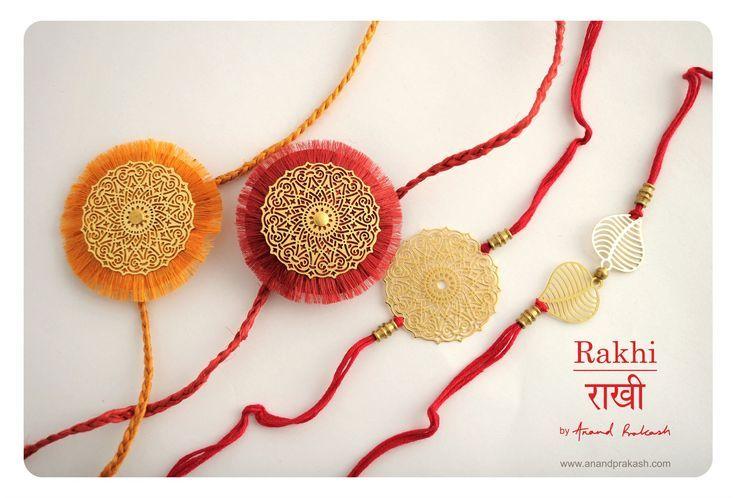 Handmade Rakhi Designs