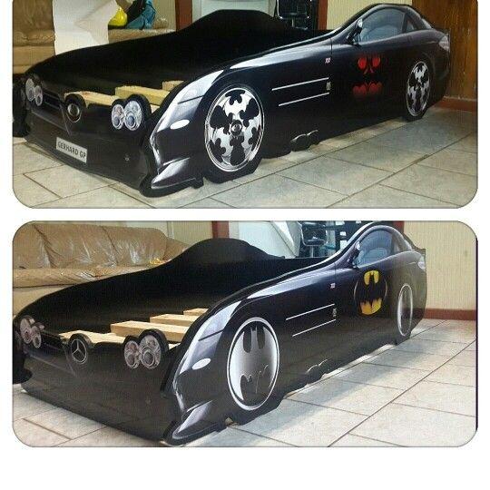 Slr batman car bed