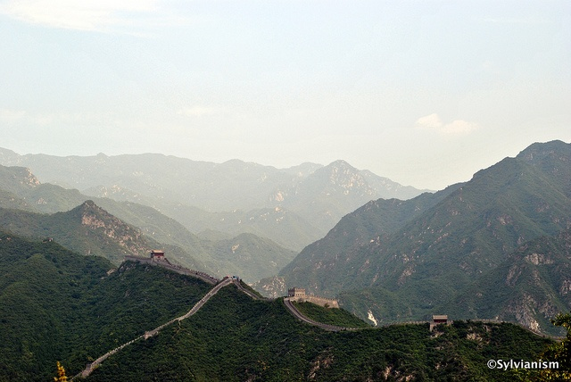 One of the most magnificent things man has ever built - The Great Wall of China