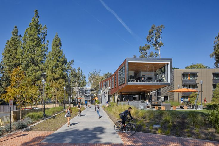 Gallery Of Ucla Saxon Suites Studio E Architects 3