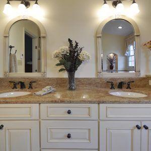 best 25 granite bathroom ideas on pinterest bathroom countertops white bathroom cabinets and