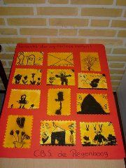 jufjanneke.nl - Er is post! Postzegels ontwerpen