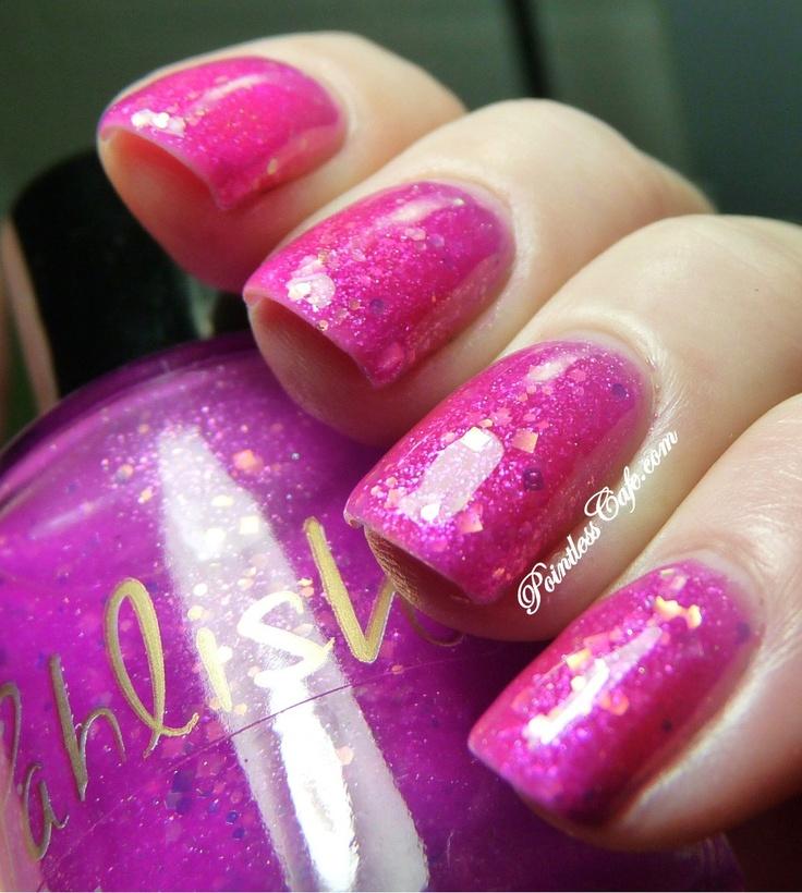 112 best Nails: COLORS & COLOR COMBOS images on Pinterest | Cute ...