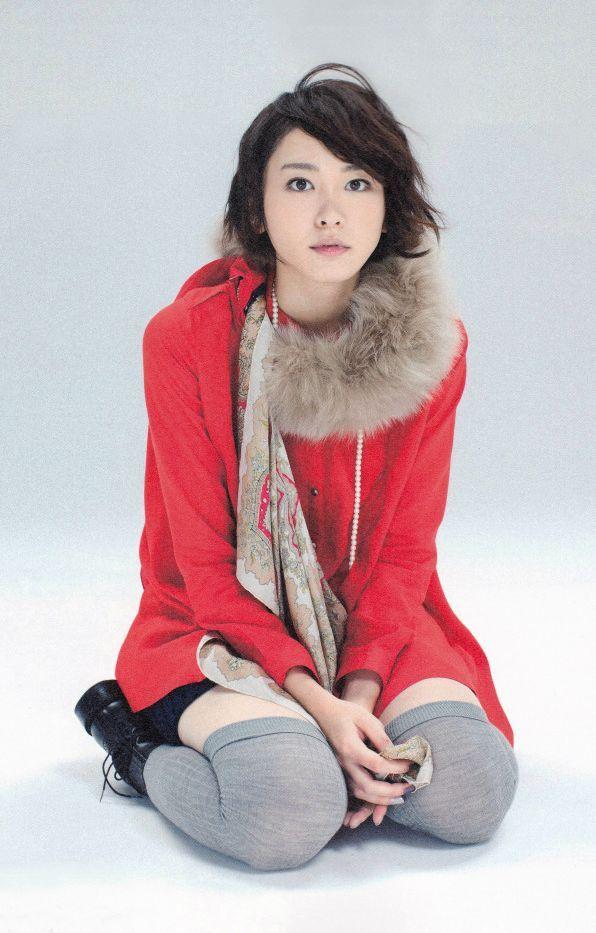 Yui Aragaki , Aragaki Yui / Japanese actress