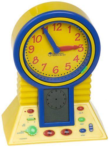 my tot clock instructions