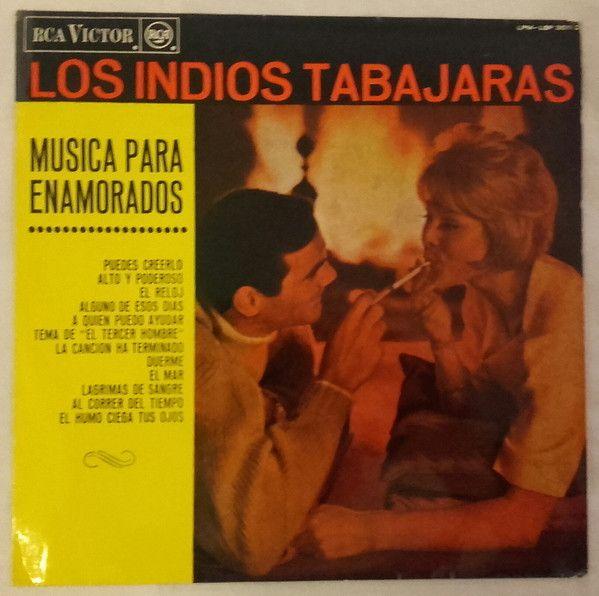 Los Indios Tabajaras - Musica Para Enamorados (Vinyl, LP, Album) at Discogs