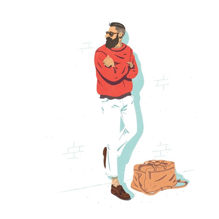 Jeff Östberg - La suite Illustration