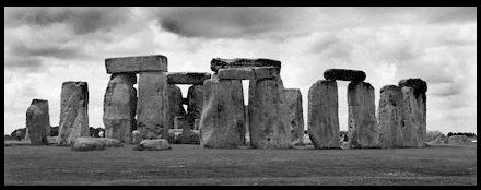 Stonehenge by T
