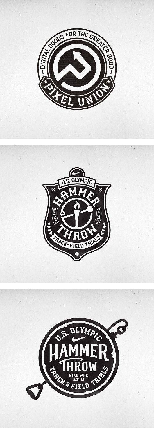 Custom Typography & Brand Identity