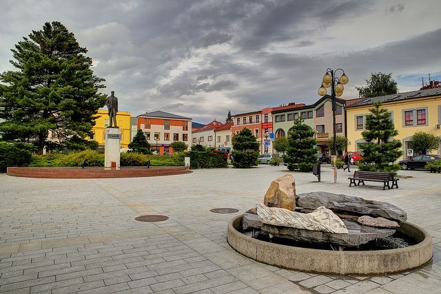 Rožnov pod Radhoštěm, Czech Republic   Flickr - Photo Sharing!
