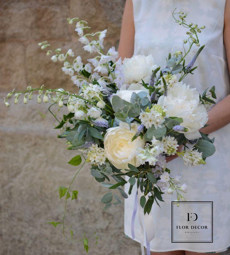 bridal bouquet - Flor Decor