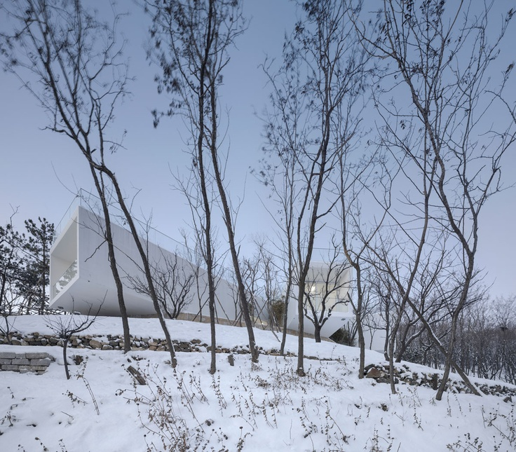 Viewing Pavilion on Hill