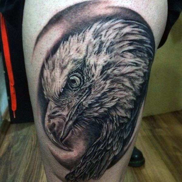 12 Best Eagle Tattoo Images And Designs Ideas: 33 Best 3d Eagle Tattoos Images On Pinterest