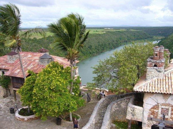 Город художников в Доминиканской республике