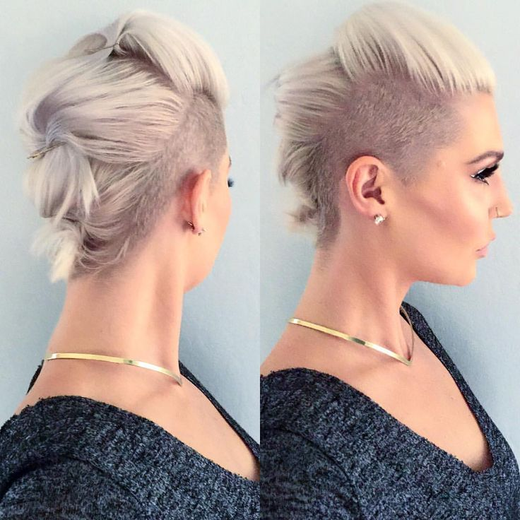 Wondrous 1000 Ideas About Shaved Side Hairstyles On Pinterest Side Hairstyle Inspiration Daily Dogsangcom