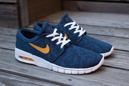 Nike Stefan Janoski Max Navy Blue
