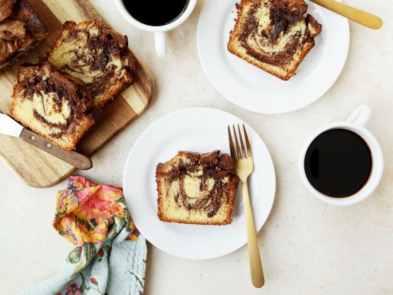 Starbucks Marble Pound Cake Recipe - Food.com