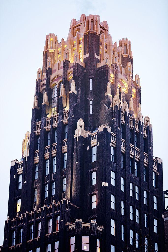 NYC - Bryant Park Hotel
