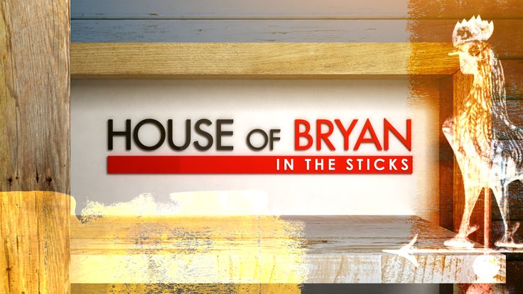 House Of Bryan: In The Sticks- Four years have passed since Bryan and Sarah built their custom dream home in the city, and barely a few months have gone by since they completed a majestic cottage on a rugged, northern island. Always up for a challenge, Bryan and Sarah are back at building again. But this time, they've decided to pick up and uproot their growing family from the city to the gritty country.