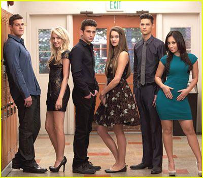 Teen cast american