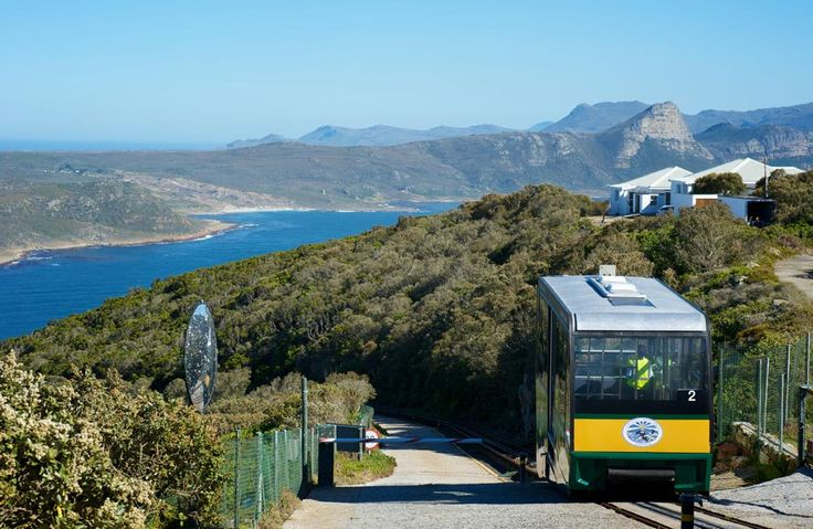 The Flying Dutchman Funicular to the summit at Cape Point