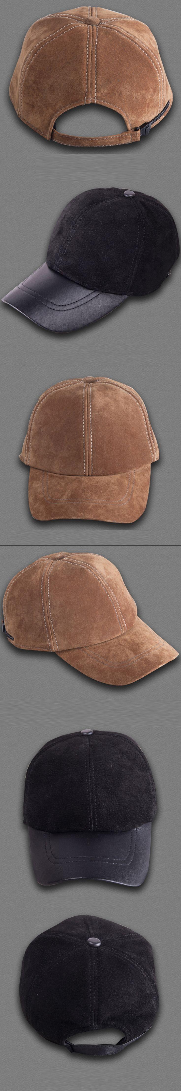 Svadilfari 2017 new arrival 100% high quality genuine leather baseball cap hat brand real cow skin leather hats/caps man woman