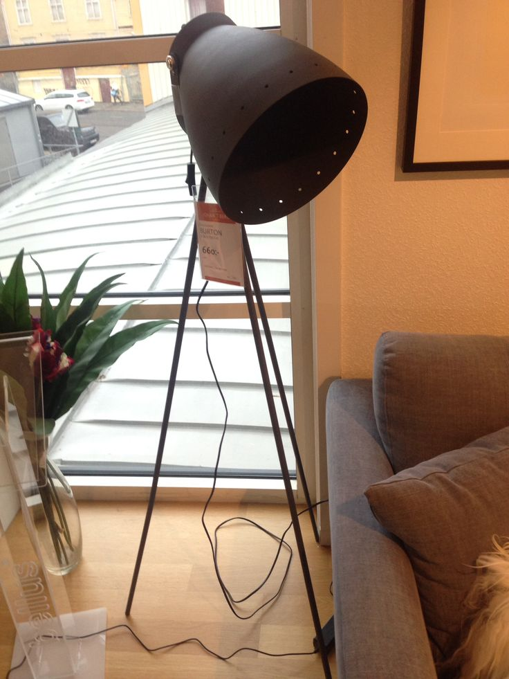 Tiberg. Sample lamp.