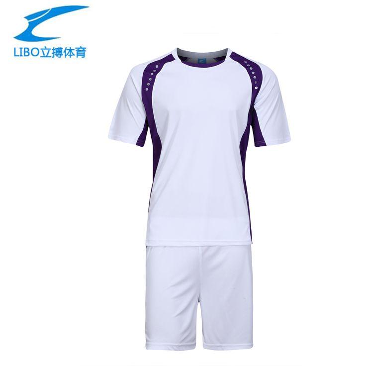 PengWei Custom Adult child 2017 Soccer Jerseys Set Uniforms Football clothes Kit Cheap Breathable Football Shirt Tracksuit