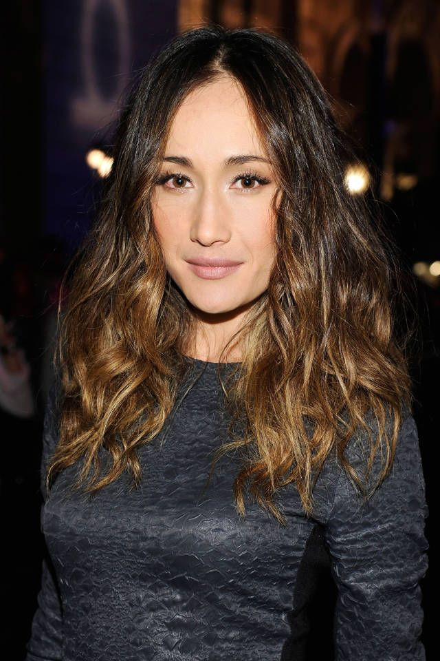Take this celebrity inspiration to your next haircut for the perfect dose of layers and styling.