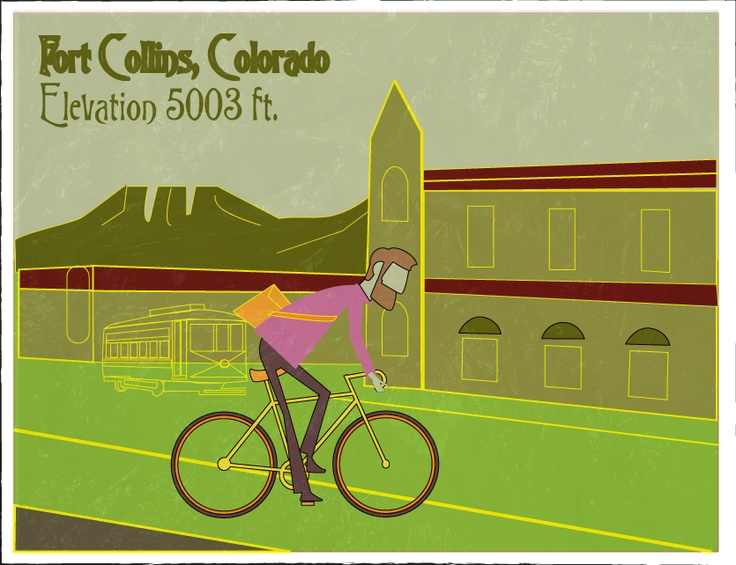 124 Best Images About Fort Collins Colorado On Pinterest