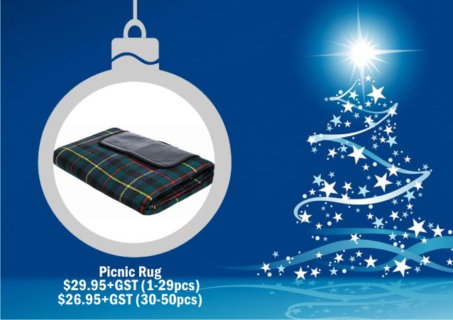 Picnic Rug. For corporate gift ideal talk to Wizid Promotions by calling 1300 4 WIZID.