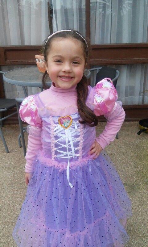 Disfraz princesa Celestia