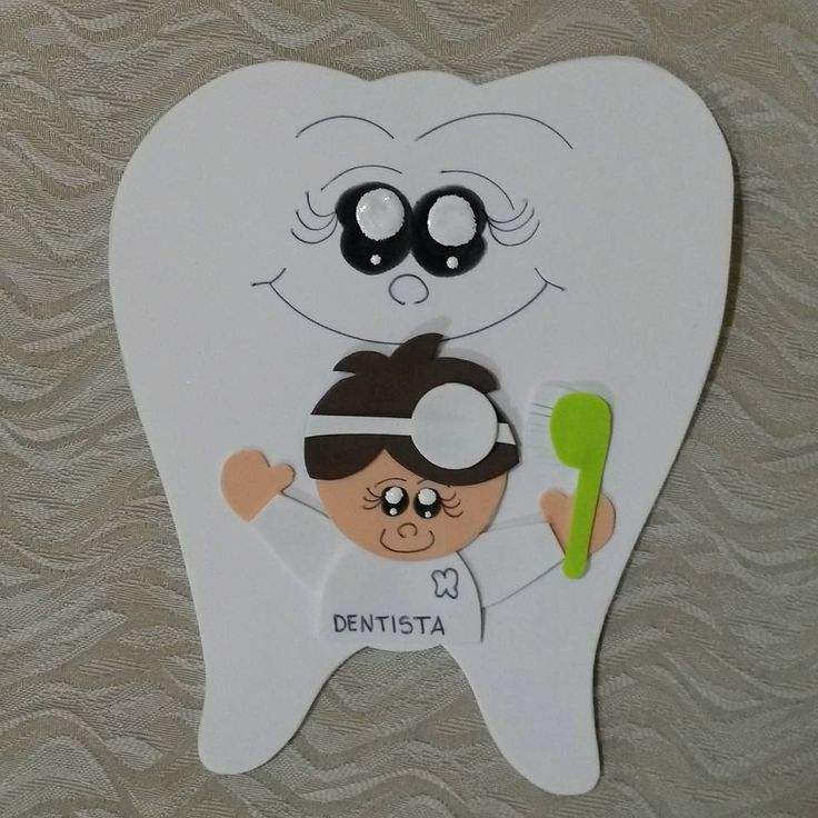 Boa dica para ensinar os alunos sobre higiene com esses dentinhos divertidos!   Os créditos das imagens são da página no facebook Pr...