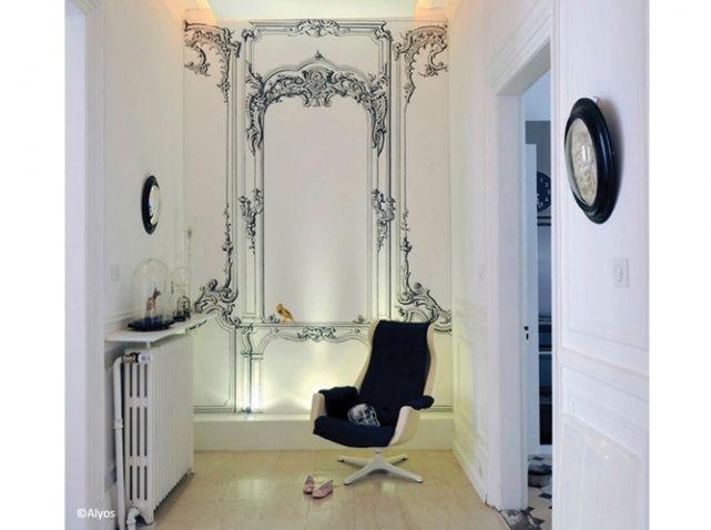 Decoration couloir stickers | Entrée - Couloir | Pinterest ...