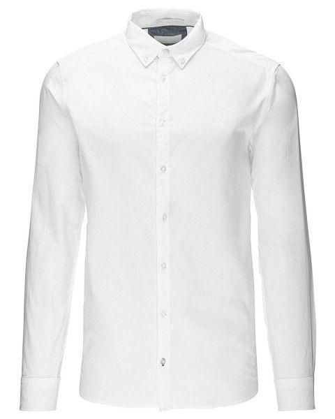Tailored & Originals London langærmet skjorte