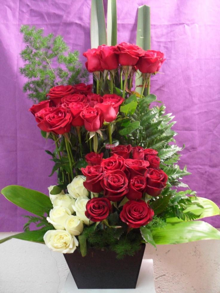 best good elegantes con elegancia with florales with arreglos florales modernos - Arreglos Florales Modernos
