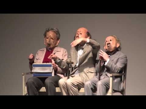 Familie Flöz-Intermezzo | 100 Jahre Theater Duisburg - YouTube