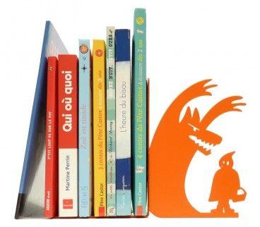 serre livres d co chambre enfant orange au loup serre livres pinterest wolves livres. Black Bedroom Furniture Sets. Home Design Ideas