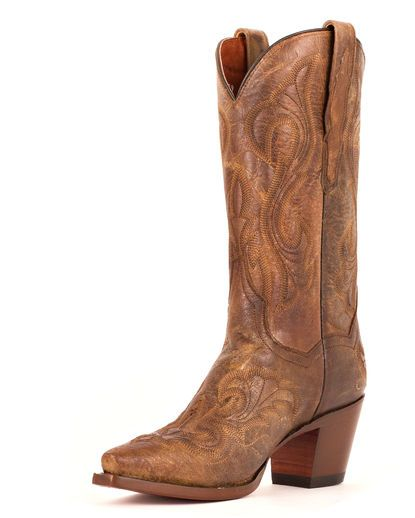 Women's El Paso Boots (Tan) --        I CANNOT WAIT FOR THESE TO ARRIVE !!