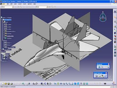 CATIA V5 cource is here to desigh your plane.