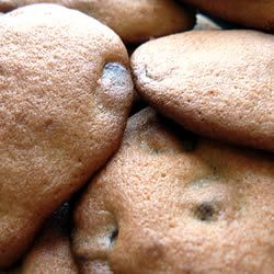 Chocolate Chip Cookies made with...Sour Cream. Try them before you judge!