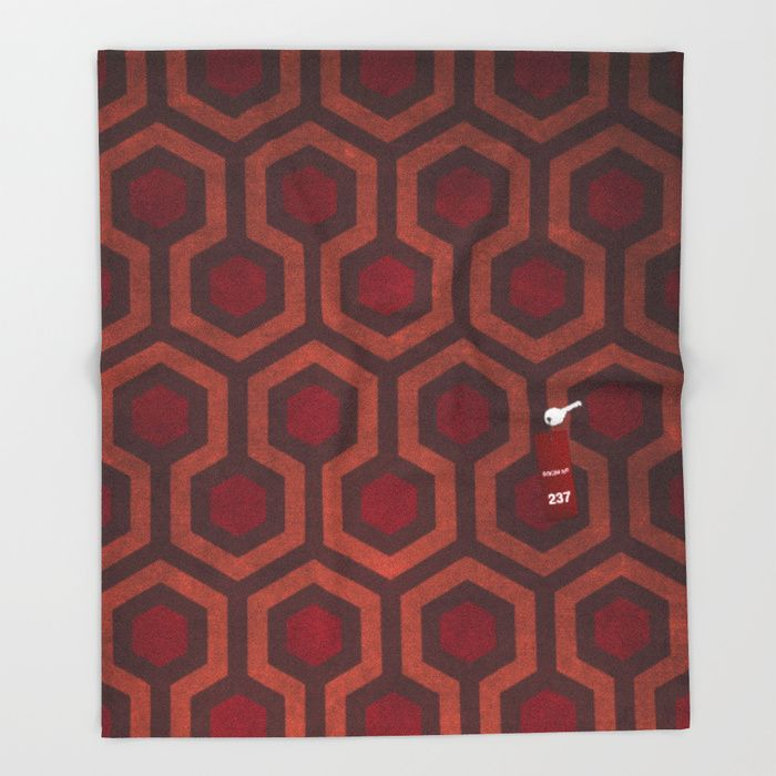 Buy the Shining Rug & Room 237 Throw Blanket by avoidperil. Worldwide shipping available at Society6.com. Just one of millions of high quality products available.