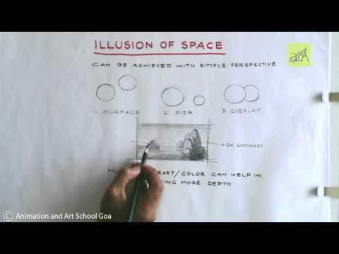 Dattaraj Kamat Art SimpleTips Part 3 - Illusion of space in thumbnails - YouTube ✤ || CHARACTER DESIGN REFERENCES | キャラクターデザイン |  • Find more at https://www.facebook.com/CharacterDesignReferences & http://www.pinterest.com/characterdesigh and learn how to draw: concept art, bandes dessinées, dessin animé, çizgi film #animation #historieta #strip #settei #fumetti #anime #cartoni #animati #comics #cartoon from the art of Disney, Pixar, Studio Ghibli and more || ✤