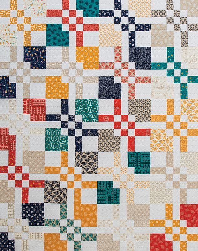 25 Best Ideas About Charm Square Quilt On Pinterest
