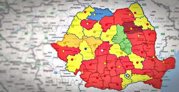 Cu ochii pe România
