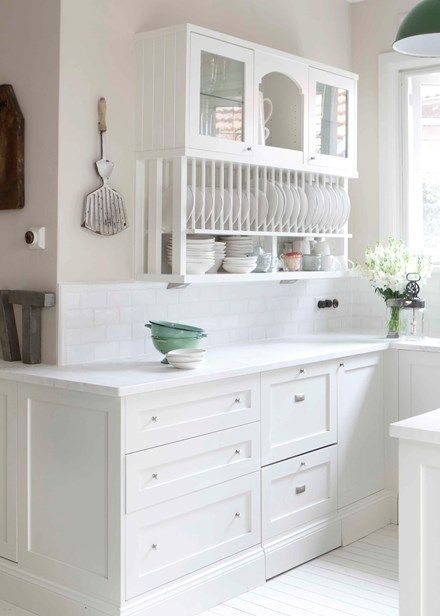 Pretty detailing makes this kitchen a style success - Home Beautiful