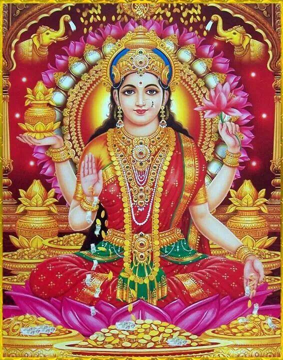 Mata Lakshmi Devi Lakshmi Images Hindu Gods Goddess