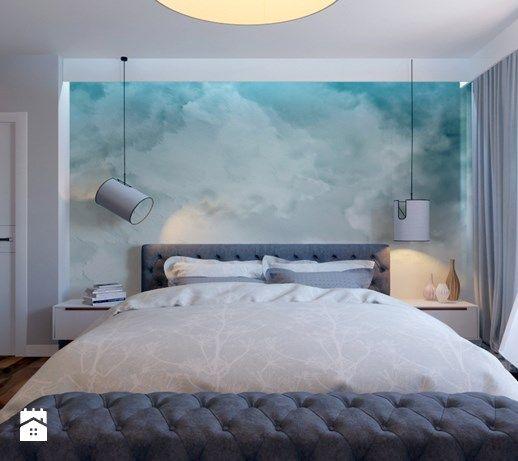 Aranżacje wnętrz - Sypialnia: Projekt sypialni - Architekt Wnętrz Patrycja Wojtaś. Przeglądaj, dodawaj i zapisuj najlepsze zdjęcia, pomysły i inspiracje designerskie. W bazie mamy już prawie milion fotografii!